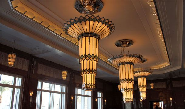 The smith center chandeliers art deco pinterest art deco the smith center chandeliers aloadofball Images