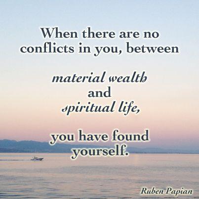 Ruben Papian Facebook Old Quotes Finding Yourself Spiritual Life