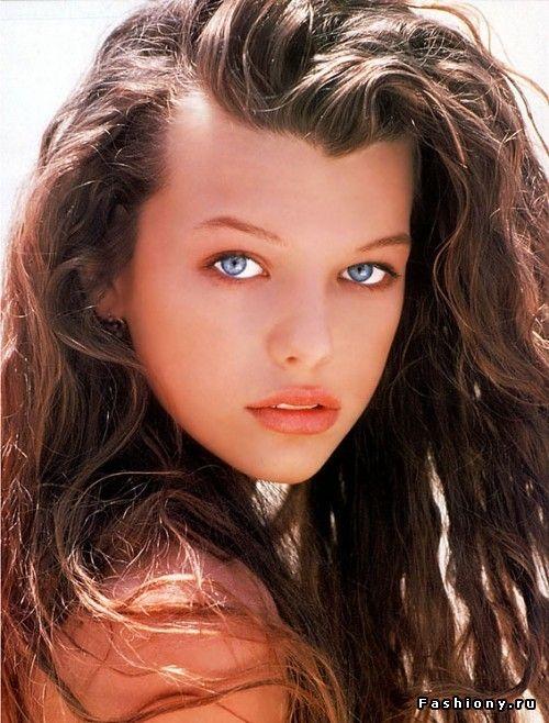 мила йовович в детстве - Поиск в Google | Milla Jovovich ... милла йовович