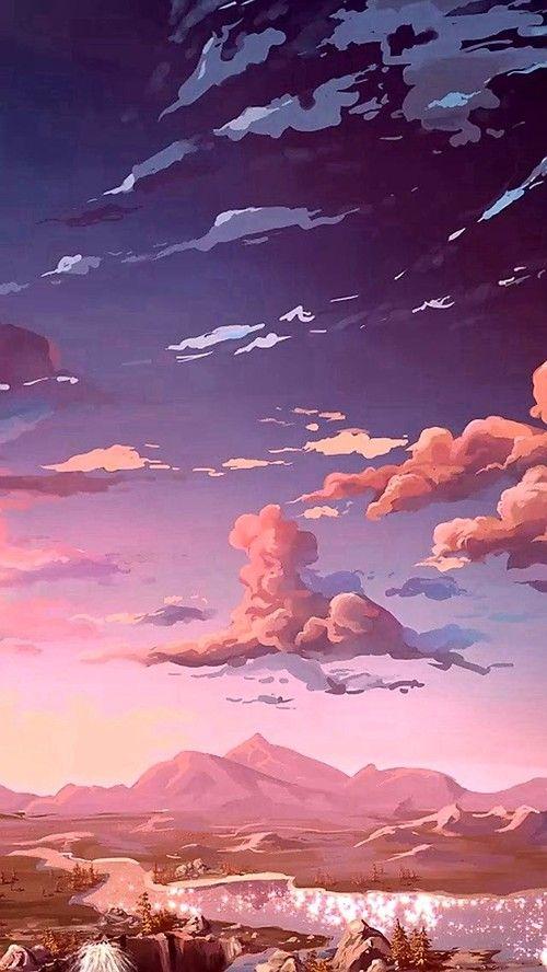 Sunset غروب الشمس And خلفيات Resmi Anime Scenery Wallpaper Anime Scenery Scenery Wallpaper