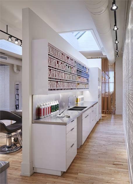 Salons Of The Year 2016 Michael Amp Michael Awards Amp Contests Salon Today Salon Decor Hair Salon Interior Hairdresser Salon