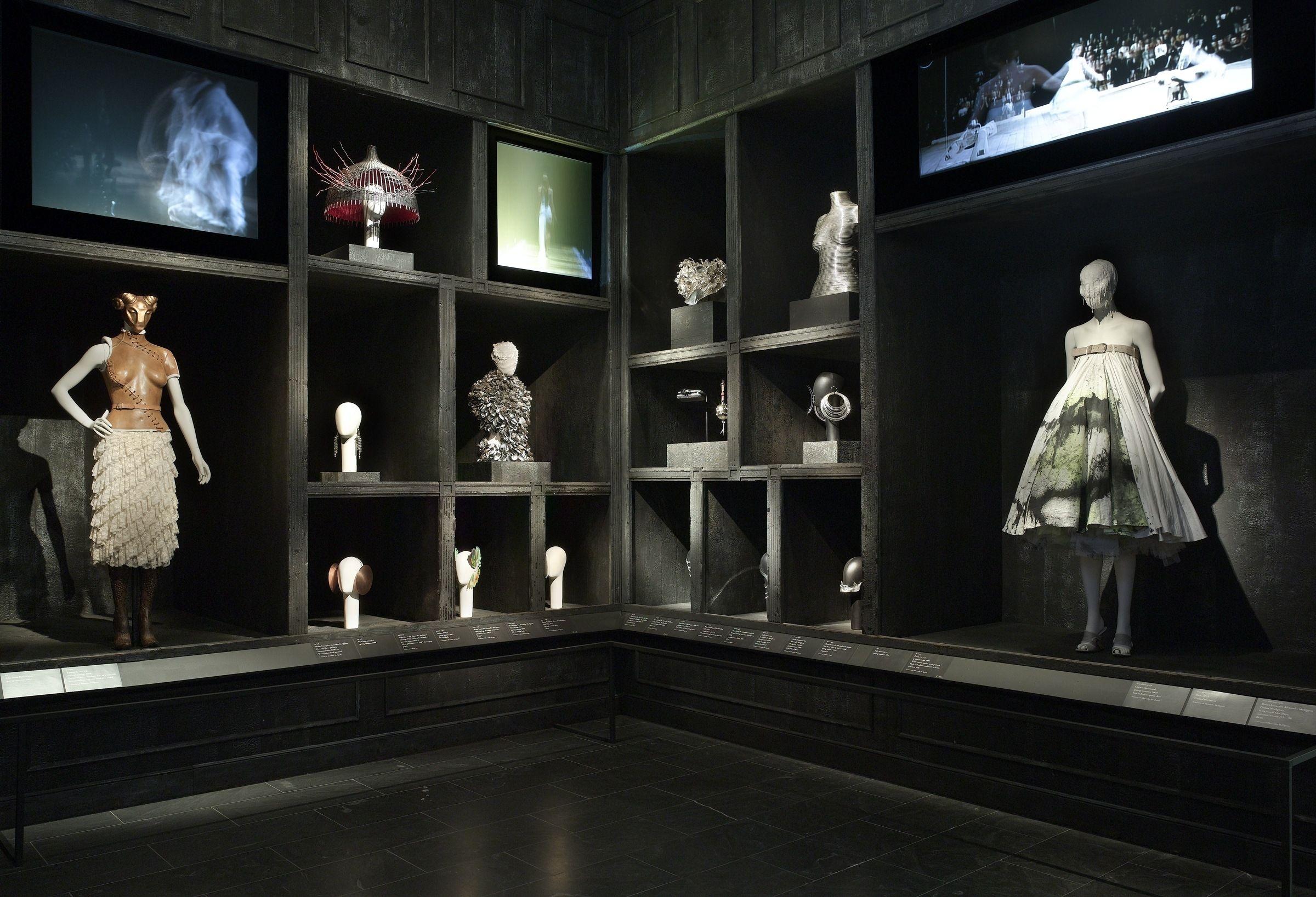 Alexander McQueenu0027s Sartorial Savagery. Cabinet Of CuriositiesAlexander  Mcqueen Savage ...