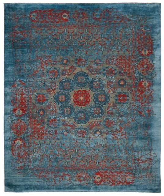 Jan Kath Rugs Patterned Carpet Rugs On Carpet