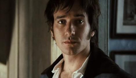Matthew Macfadyen Mr Darcy Smile