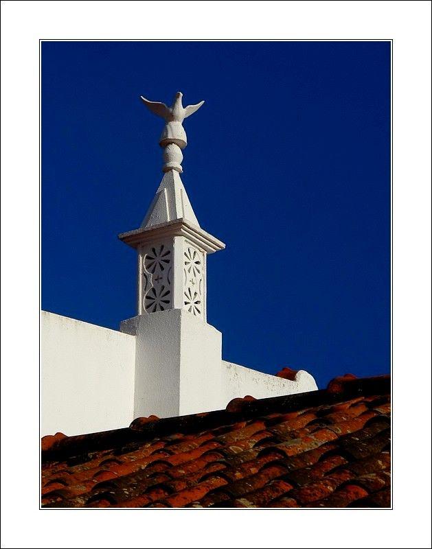 Algarve chimney