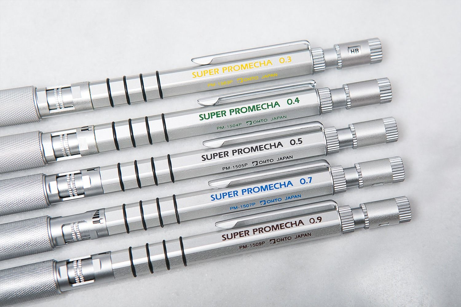 This is a mechanical pencil with really super thick lead ...  Super Cool Mechanical Pencils