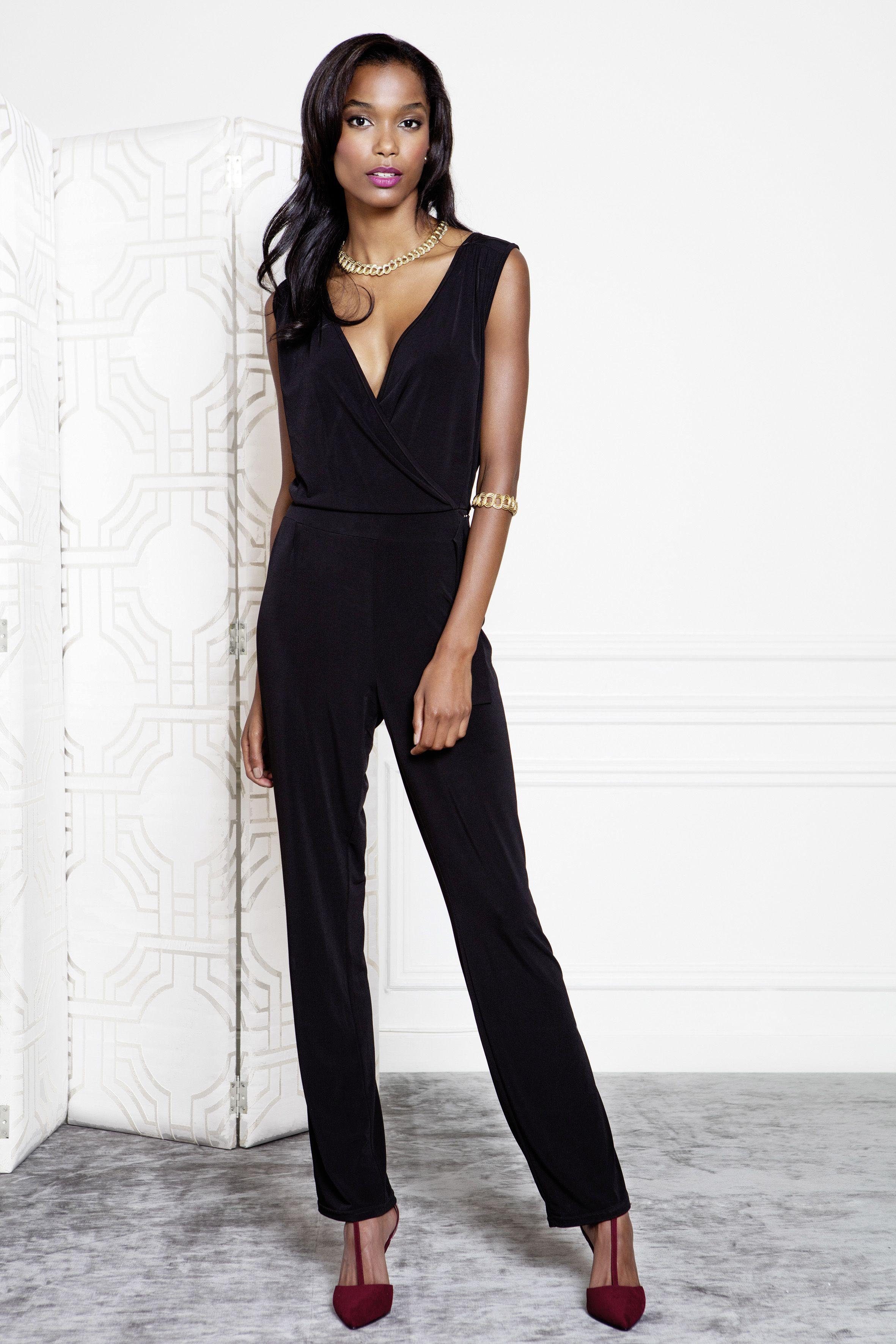 Combinaison noire femme - Carrefour Tex