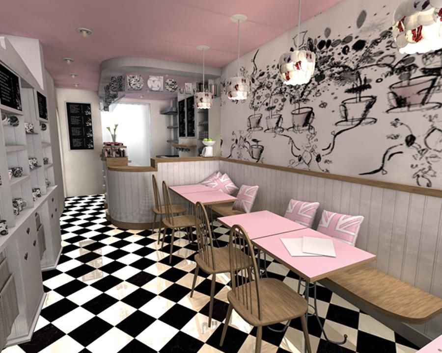 Awesome Tea Shop Decor With Images Vintage Tea Rooms Bubble