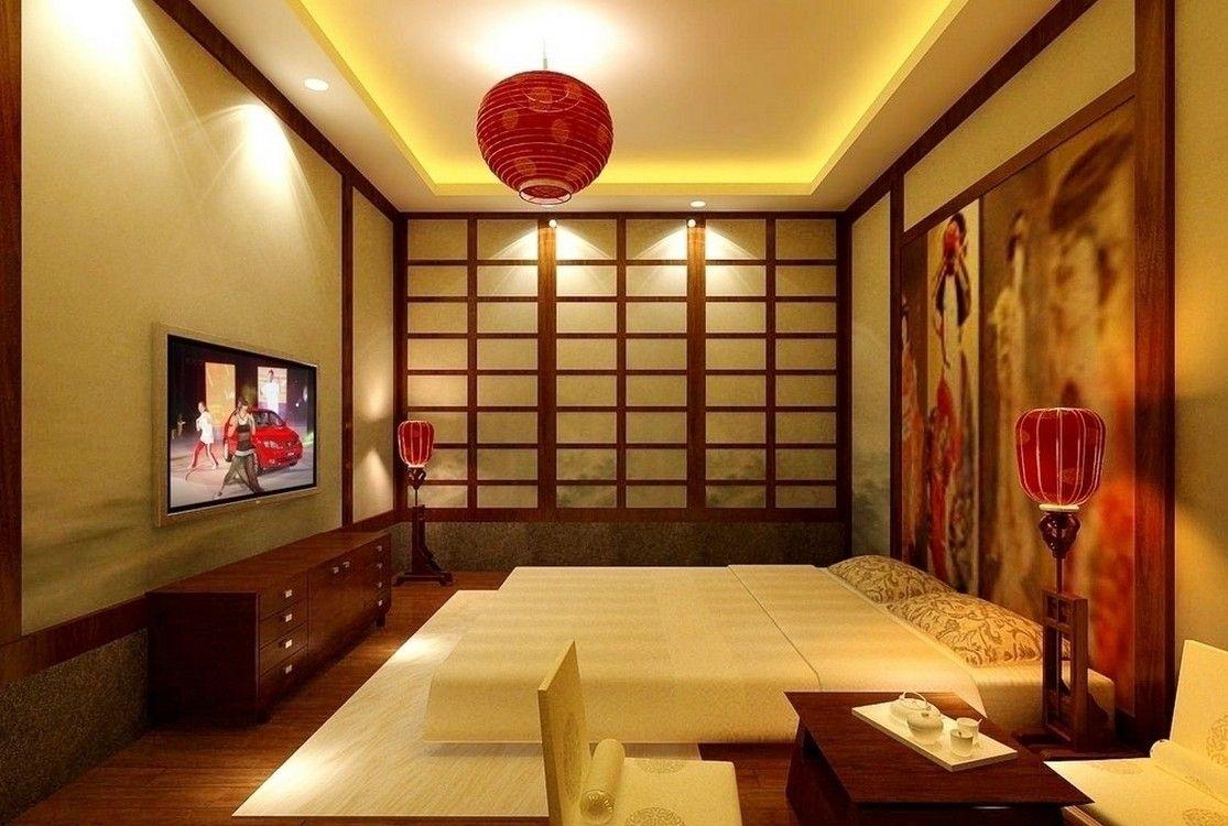 Oriental Bedroom Designs Beauteous Japanese Bedroom Design Home Interior  Bedroom  Pinterest 2018