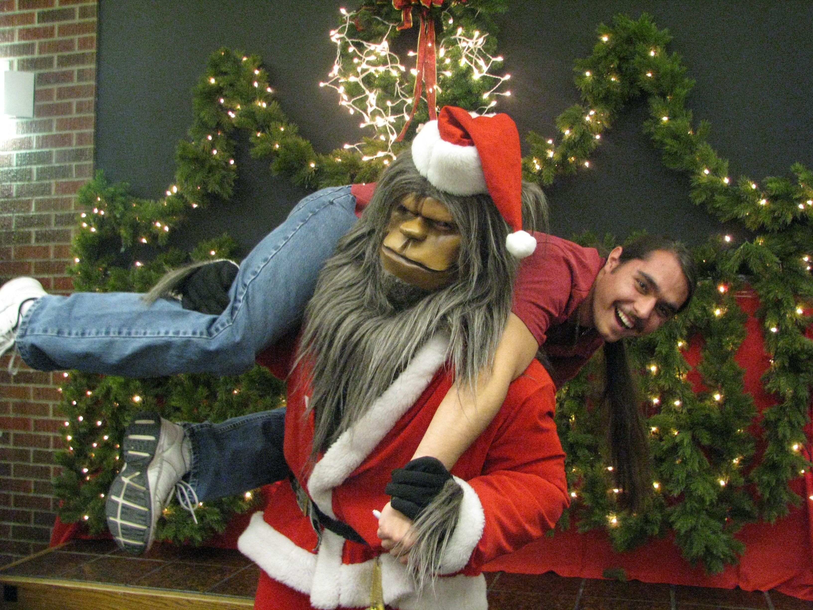 Santa skitch