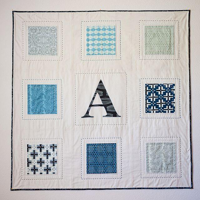 grumpystitches: Custom Baby Quilt by Meredith Daniel on Flickr ... : custom baby quilts - Adamdwight.com
