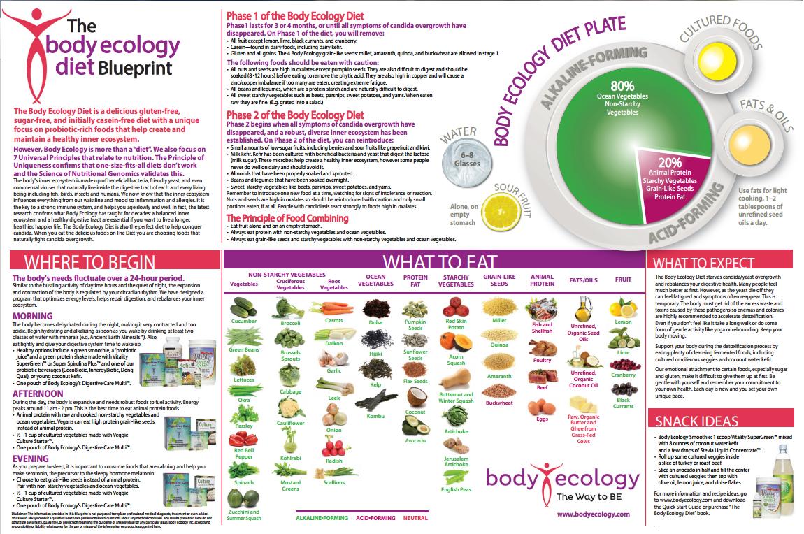 body ecology diet pdf free download