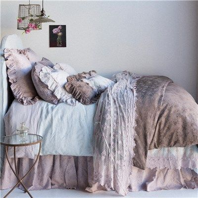 Bella Notte Duvet Cover Pennelope These Linens Are A
