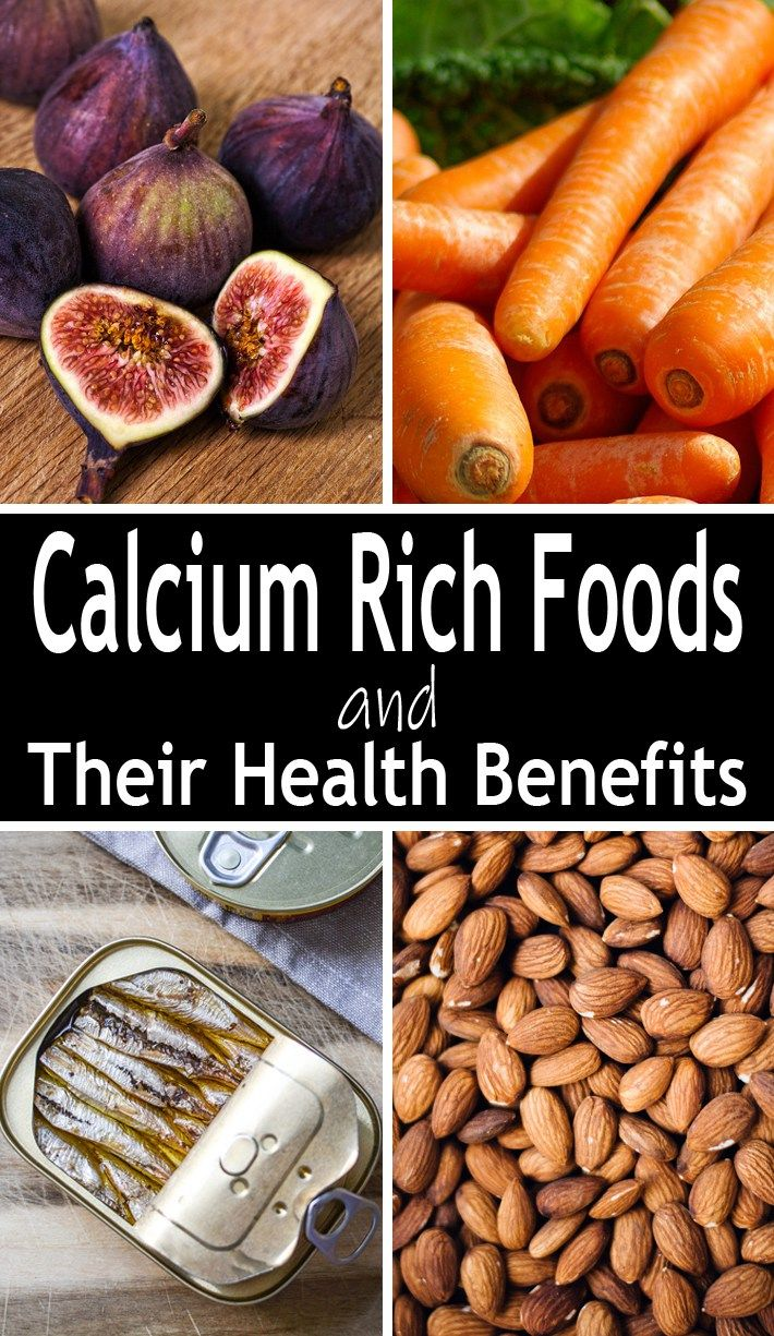 Calcium Rich Foods And Their Health Benefits (With images