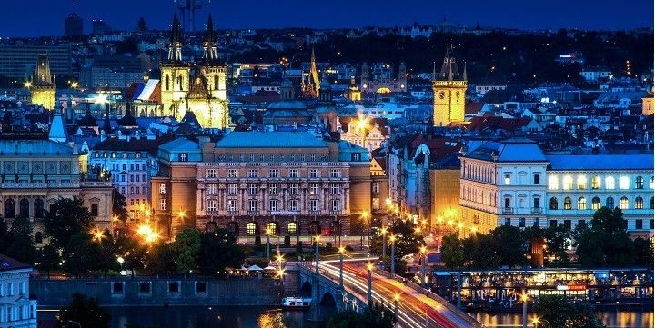 Prague, Czechia, Europe