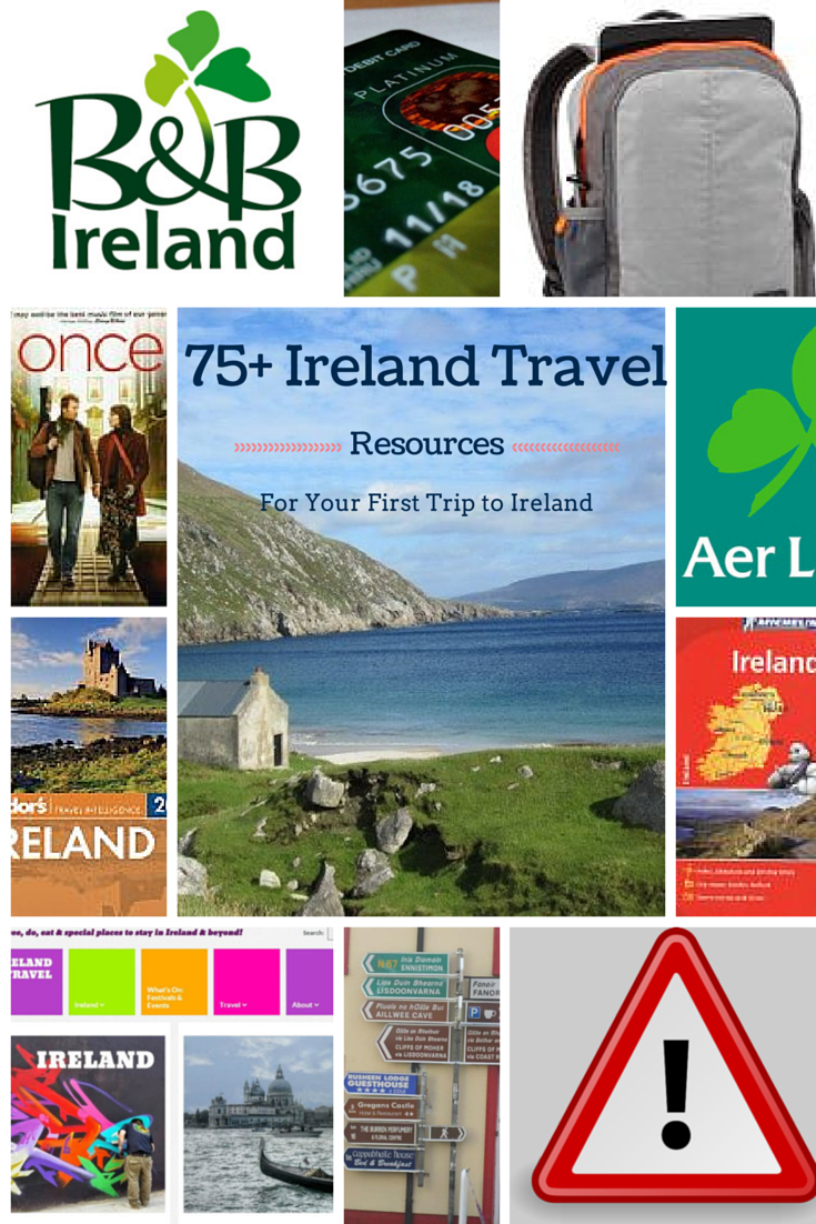 Ireland Travel Resources