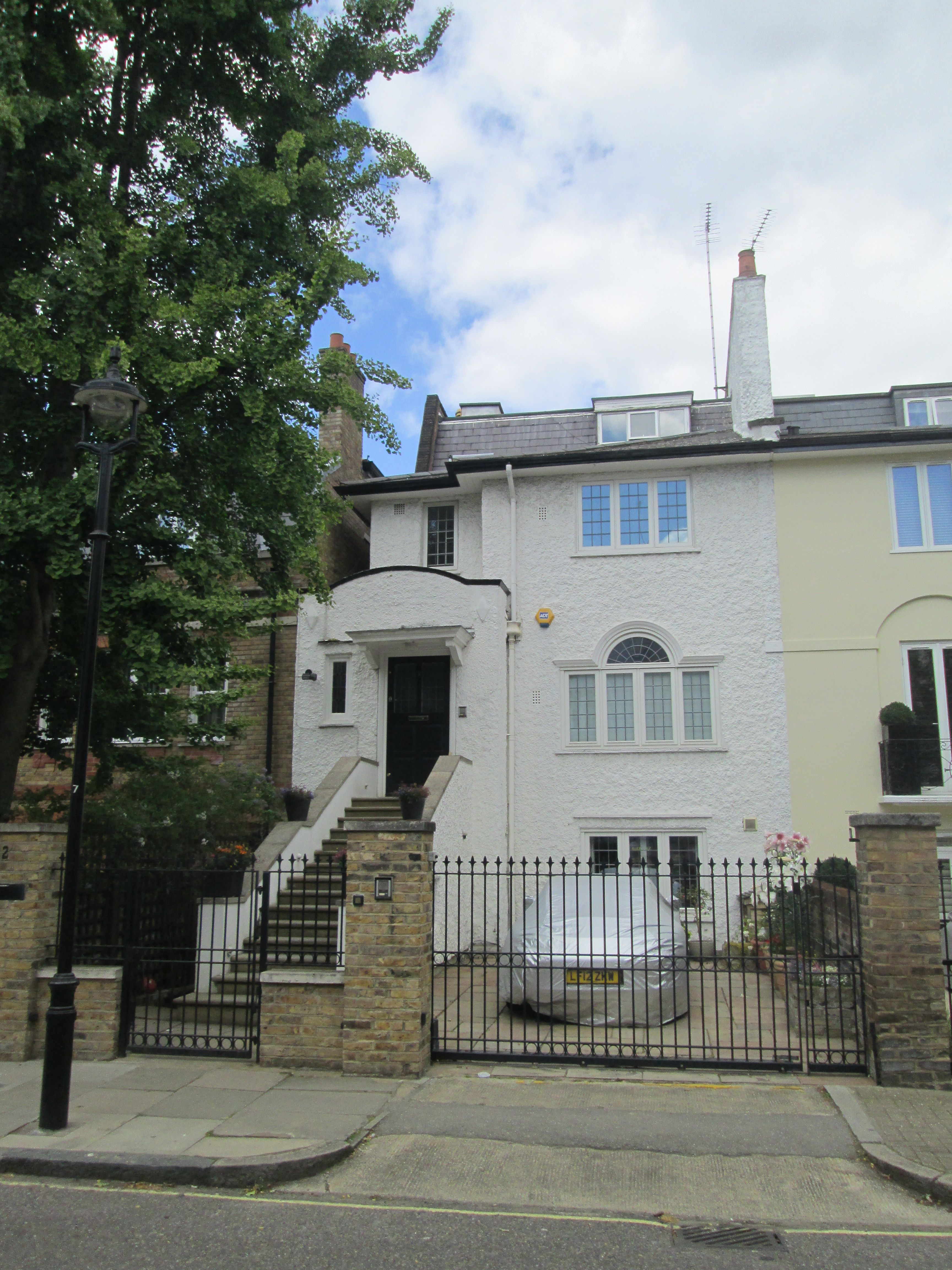 The Home Of Oasis Singer Liam Gallagher And Actress Patsy