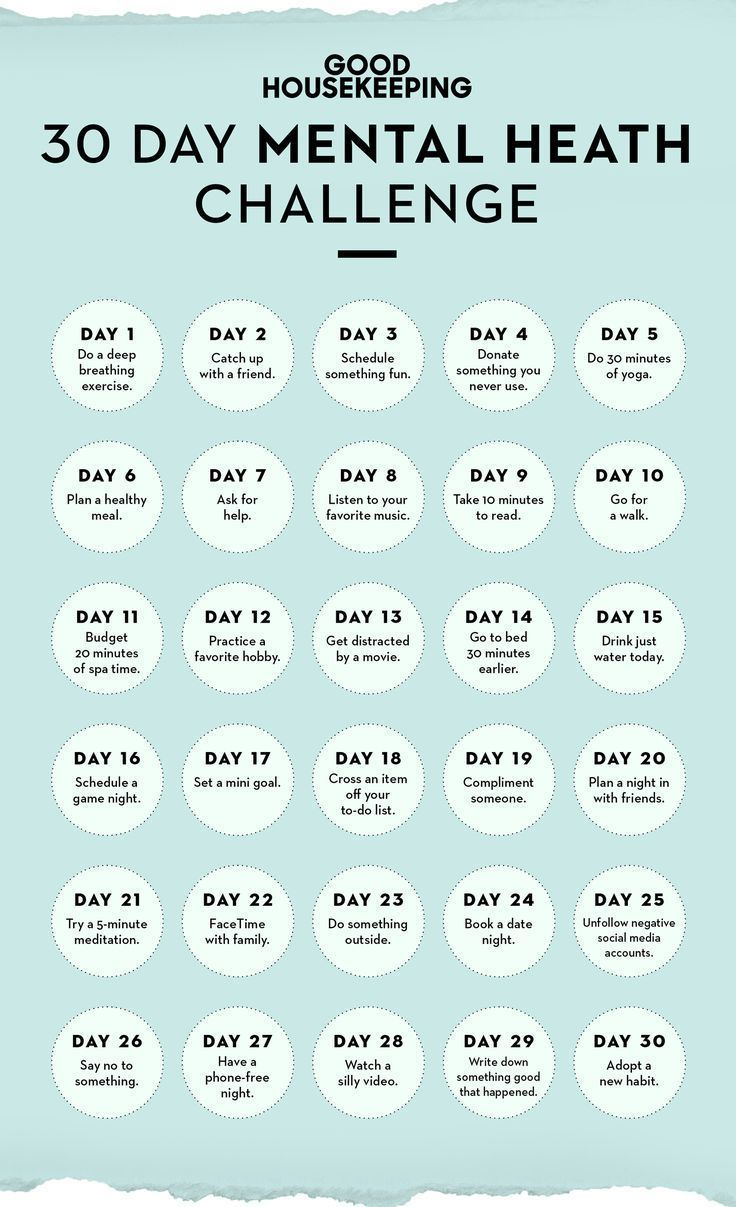This 30 day mental health challenge is like a makeover for your health ... - #challenge #health #makeover #mental - #RelationshipQuote