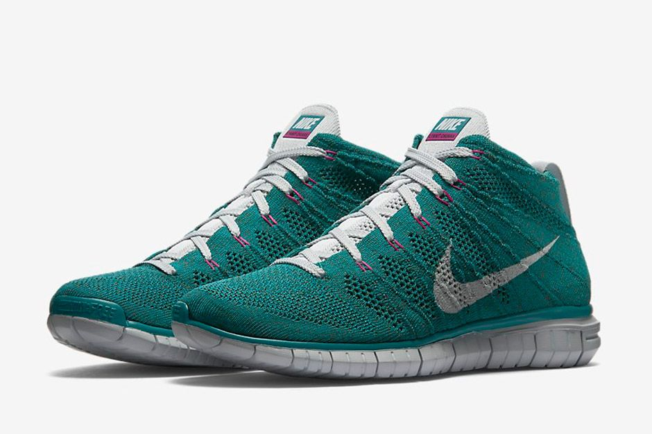 More Nike Free Flyknit Chukkas For Fall 2015 Page 2 of 3 - SneakerNews.com
