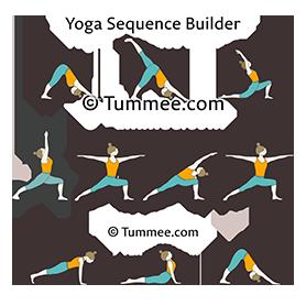 dancing warrior yoga  yoga sequences warrior yoga yoga