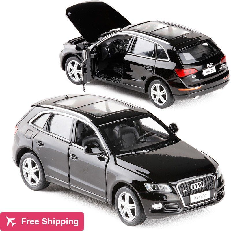 High Simulation 1 32 Audi Q5 Supercar Alloy Diecast Car Model With