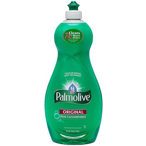 Ultra Palmolive Original Concentrated Dish Liquid 25 Oz Household Palmolive Dish Soap Kroger Colgate Palmolive