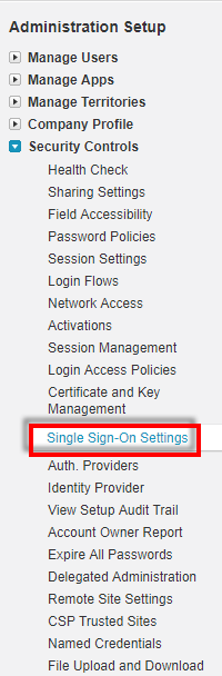 How to Troubleshoot SAML Assertions in Salesforce? - 1  Go to Single
