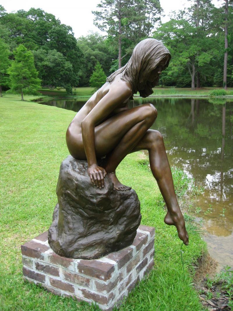 Brookgreen Gardens (near Myrtle Beach, SC) ~ Sculpture Gardens. Over ...