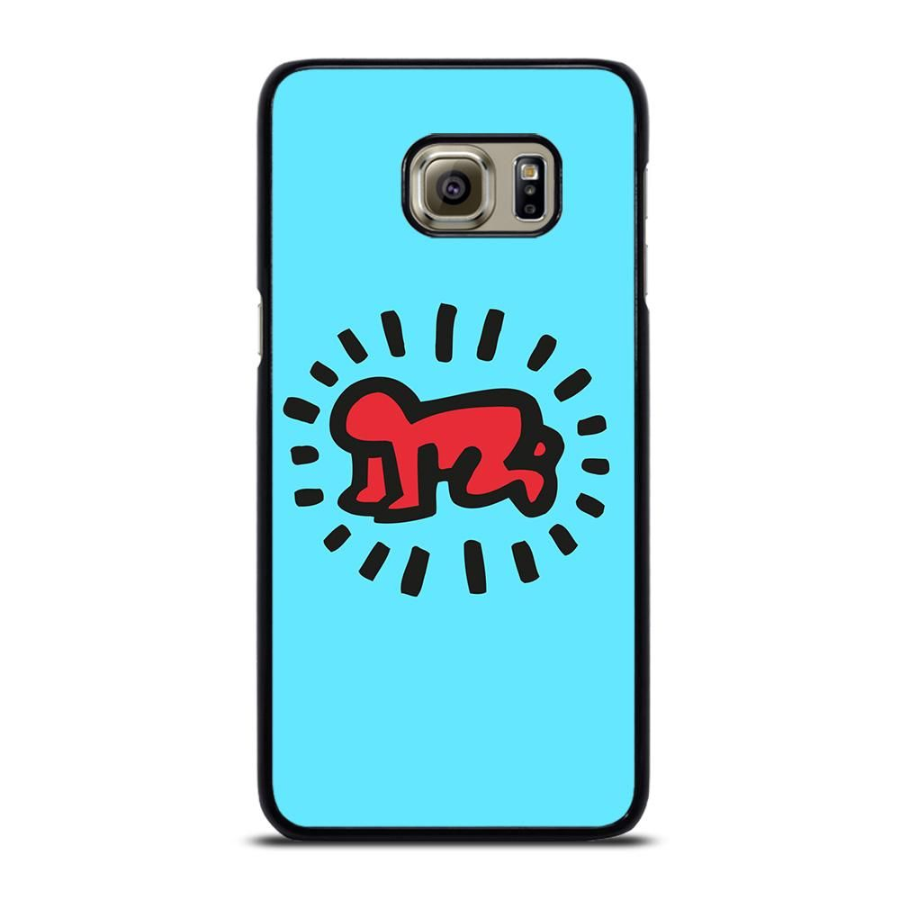 cover samsung s6 keith haring