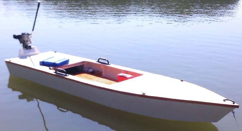 Chalmette Microskiff | Wooden boat plans, Wood boat plans ...