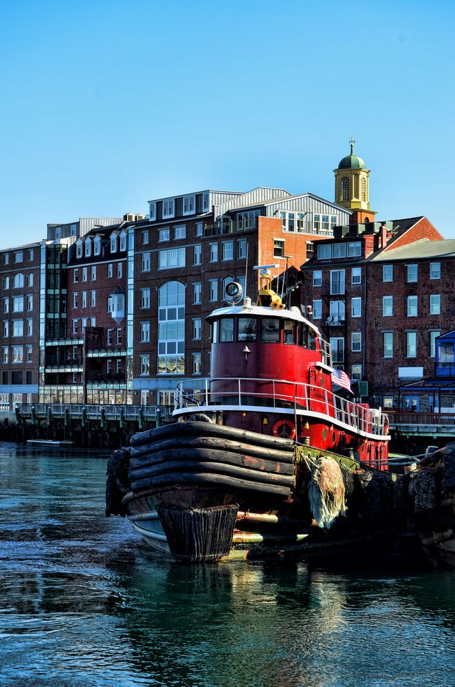 Would love to visit my Busha's hometown.................one day for sure. <3 Portsmouth, New Hampshire #NewEngland