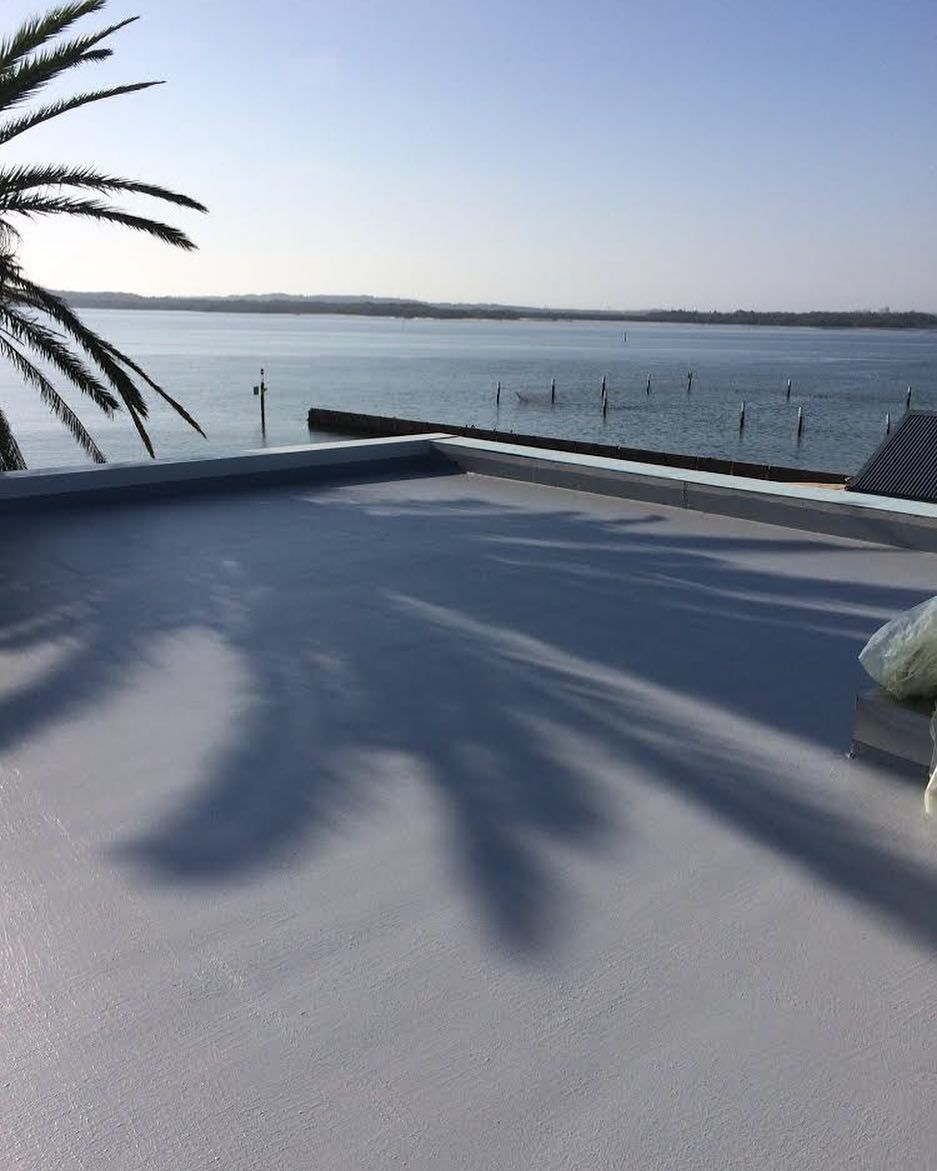Durotech Water Based Fluid Applied Waterproofing System Duroroof Is A Great Option For Any Roofing Job Low Smell Easy Roofing Roofing Jobs Roof Waterproofing