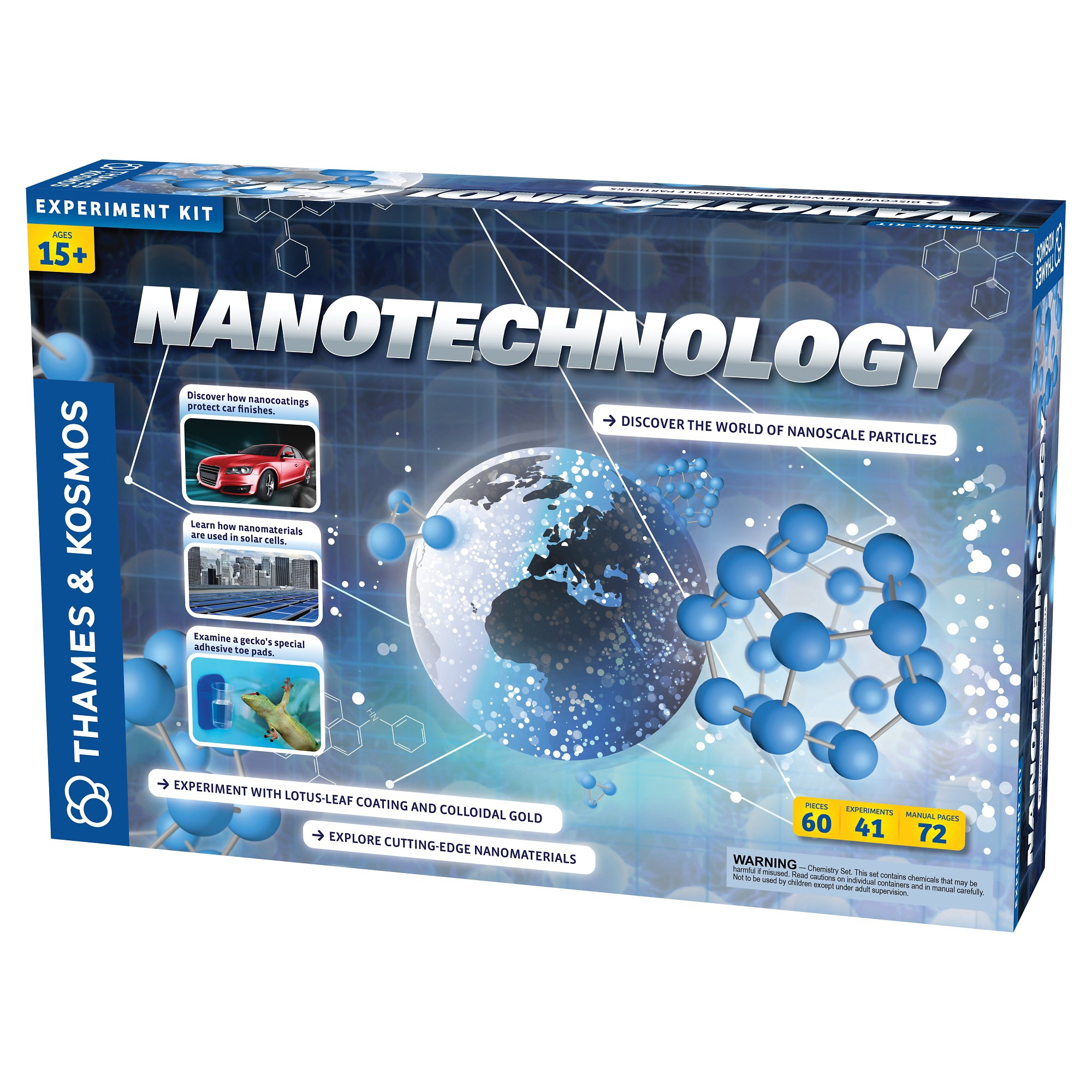 Thames Kosmos Nanotechnology And Products Amazoncom Snap Circuits Sc300 Electronics Discovery Kit Toys