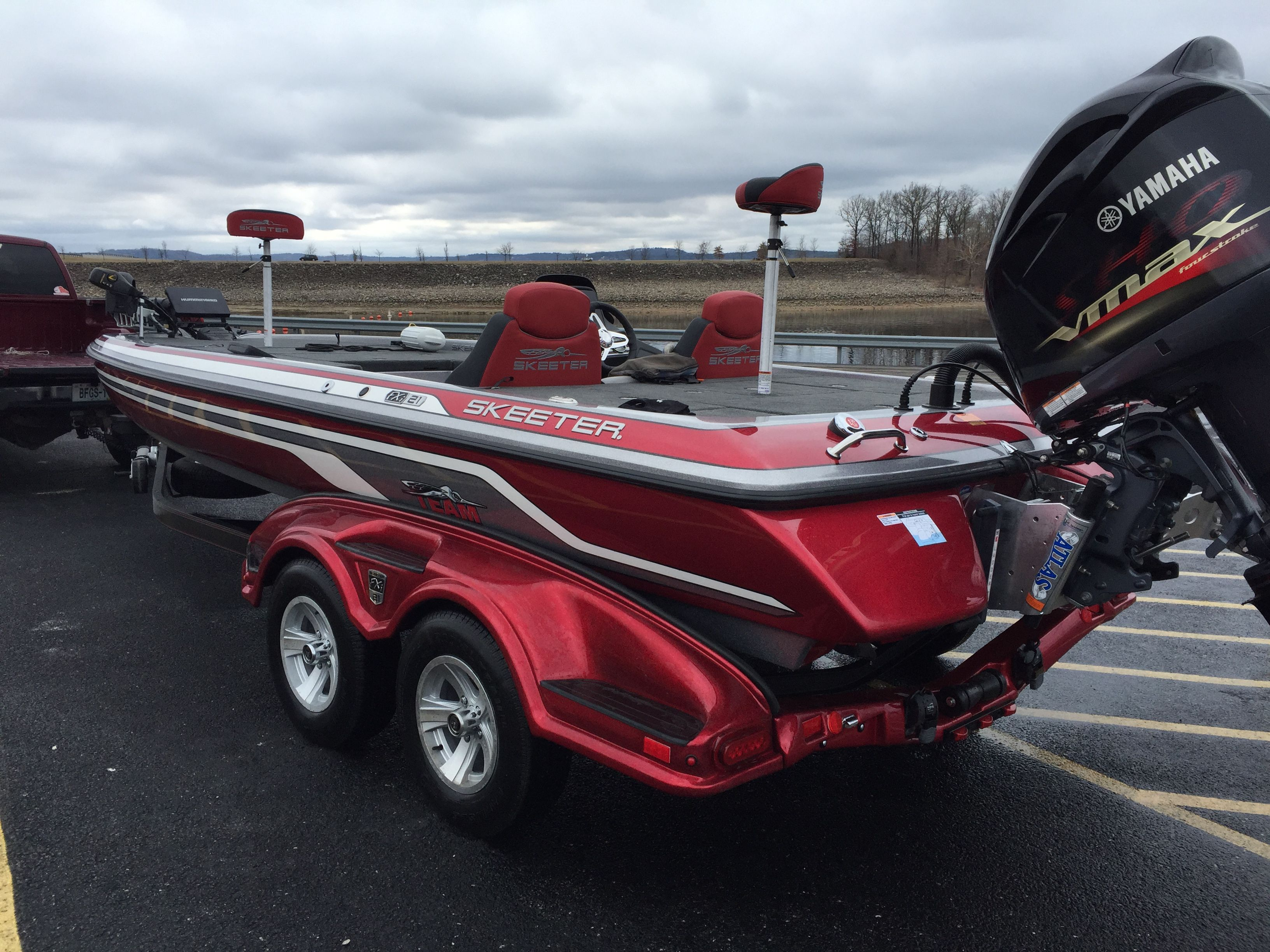 2015 Skeeter Fxi 21 Bass Boat Bass Boat Bass Fishing Boats Lake Fishing
