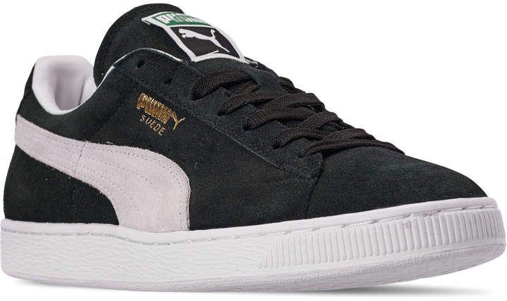 Men's Puma Suede Classic+ Casual Shoes | Casual shoes, Puma
