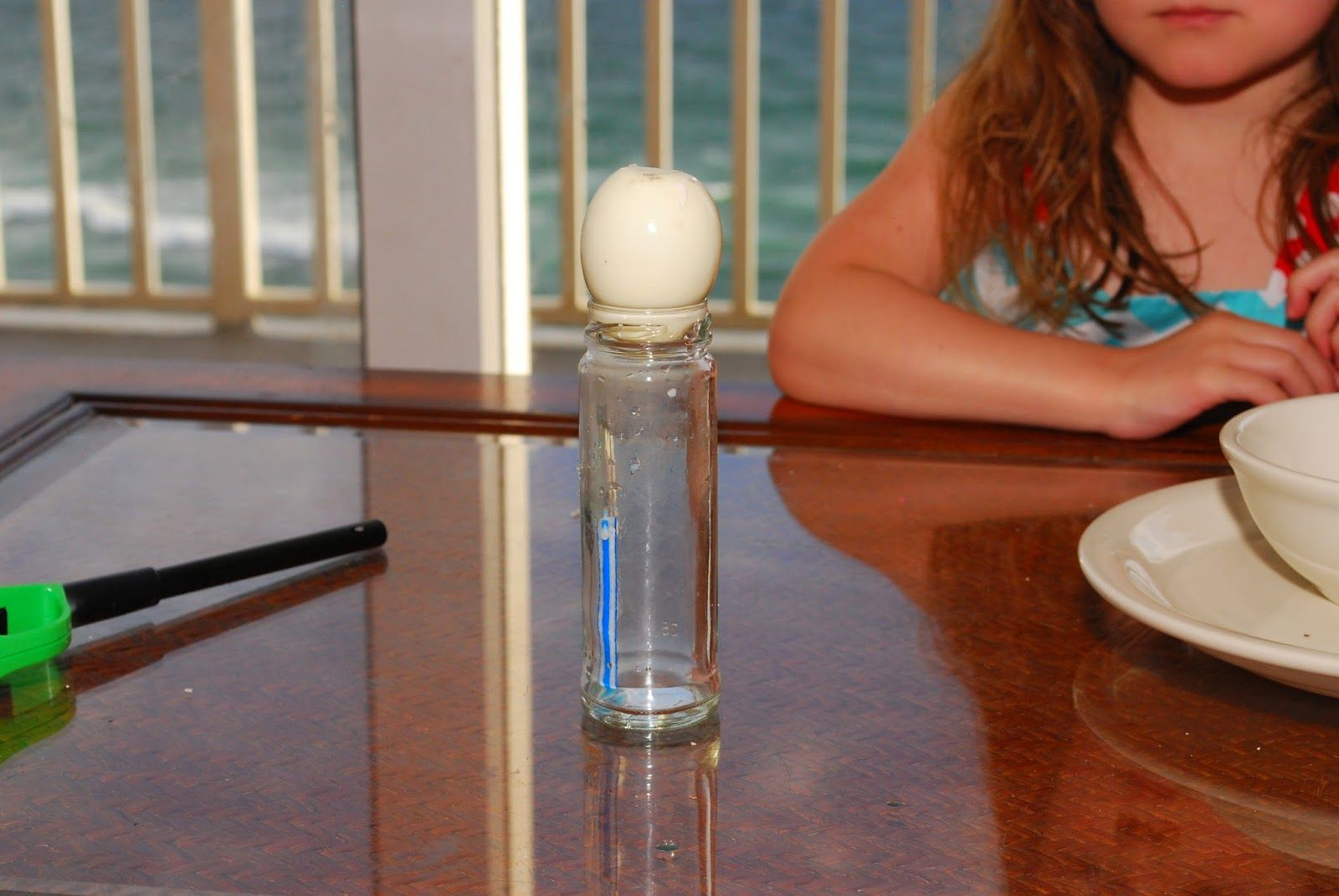Egg In A Bottle Teach About Air Pressure With This Fun