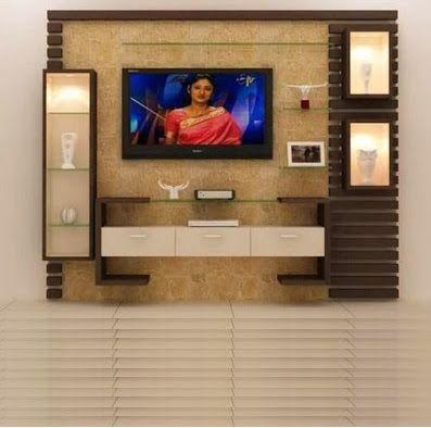 Interior Design Ideas Tv Unit Design For Hall 2019 Latest Images Homyracks