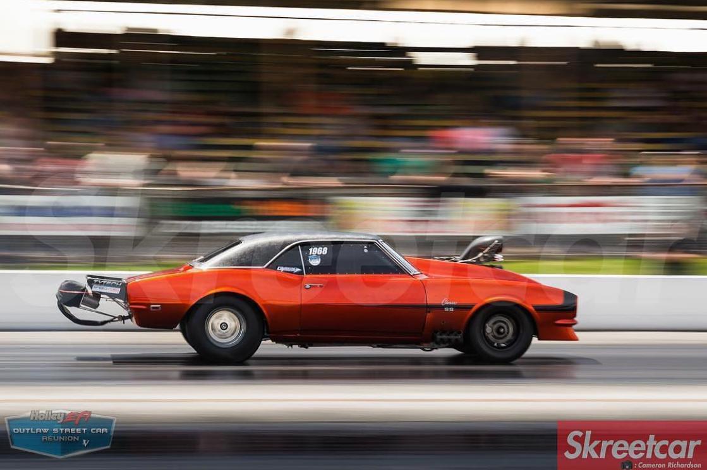 67 68 69 Camaro Drag Racing Brake Kit Jim Howe Jr S Blown Camaro