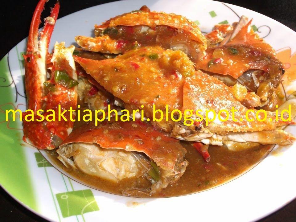 Resep Kepiting Rica Rica Resep Kepiting Resep Resep Masakan