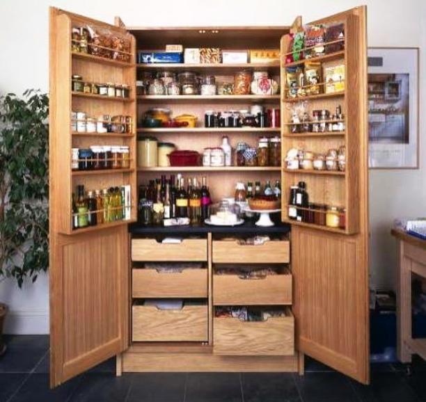 How To Buying Free Standing Kitchen Cabinets Lemari Dapur Ide Dapur Kabinet Dapur
