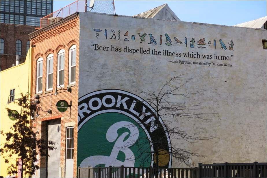A Série Viagem: Lugares Secretos que Indico vai a Brooklyn Brewery