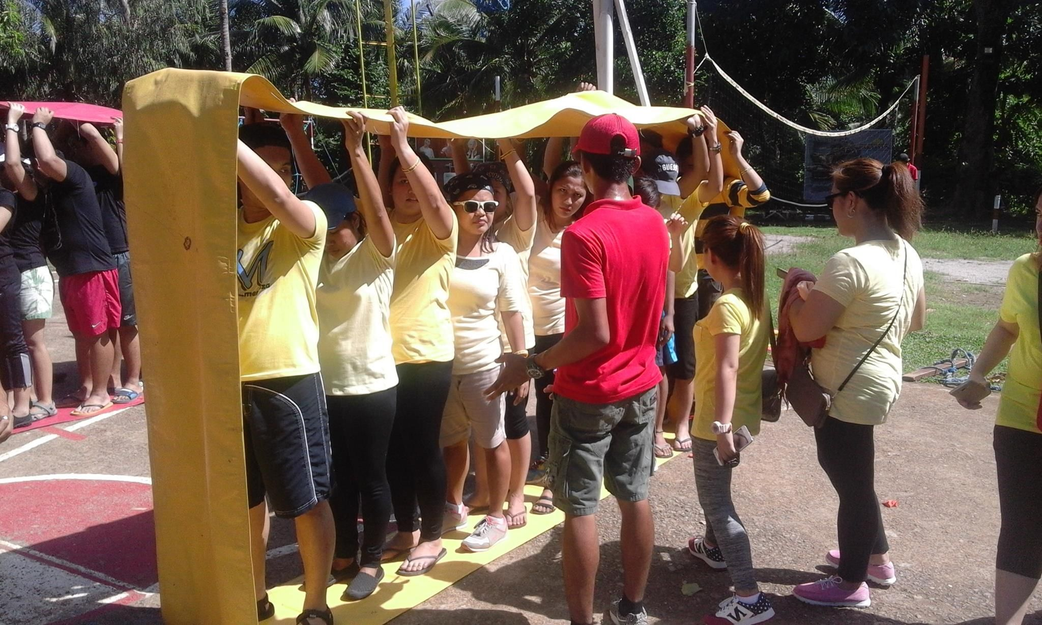 DMCI HOMES TEAMBUILDING