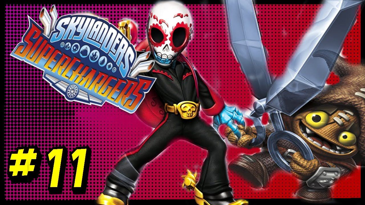 Skylanders Superchargers Chapter 19 Will Eon escape