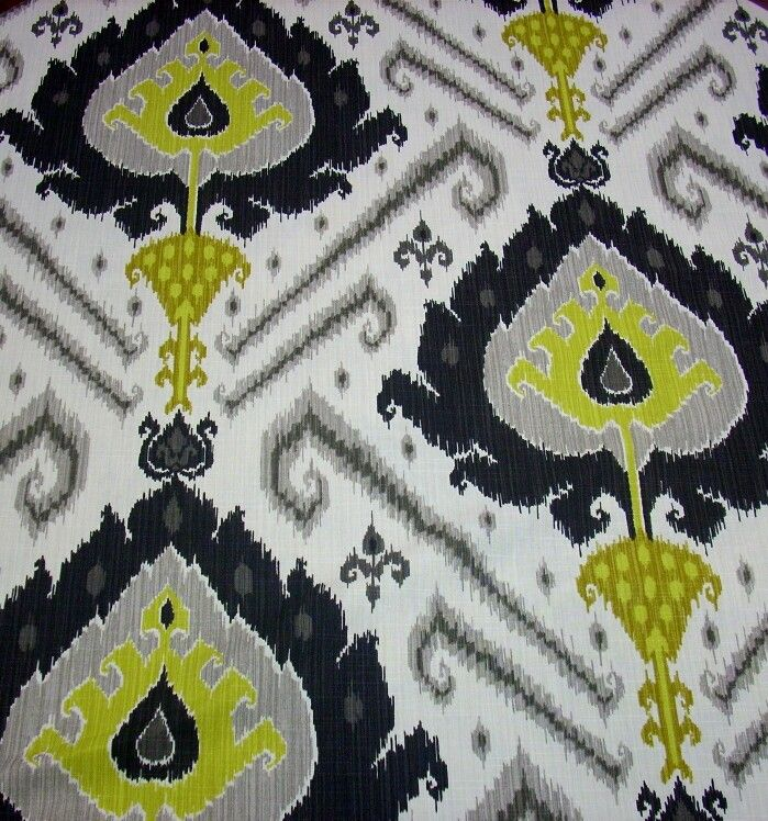 Tessuto in cotone,  h 280, disegno : ikat