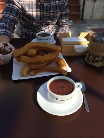 Xurreria D Aro Platja D Aro Restaurant For Churros Hot Chocolate Hotel Restaurant Hotel Deals
