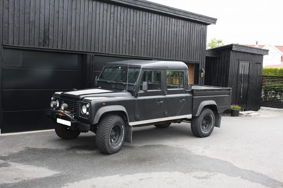 rover defender 130 land rover defender 130 300tdi. Black Bedroom Furniture Sets. Home Design Ideas