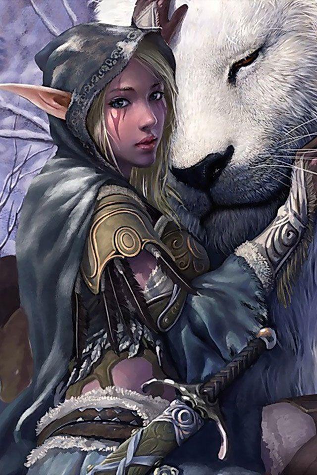 Creature fantasy sex video elf