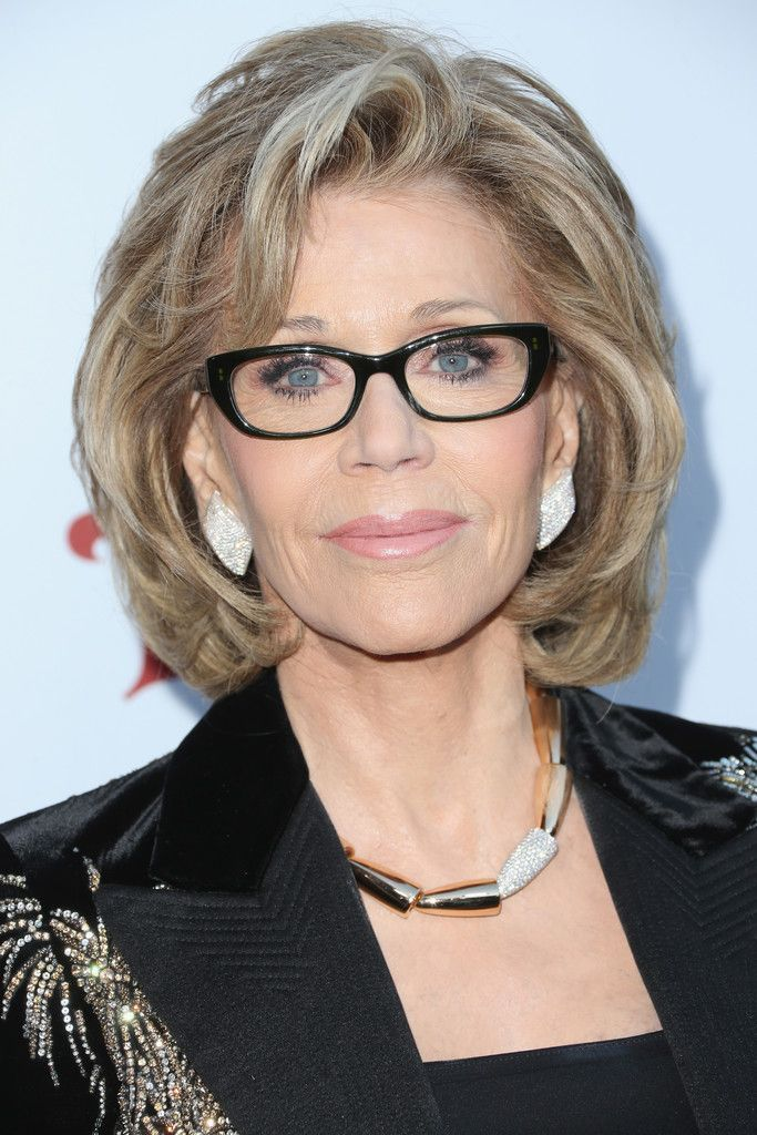 Jane Fonda Bob Medium Hair Styles Jane Fonda Hairstyles