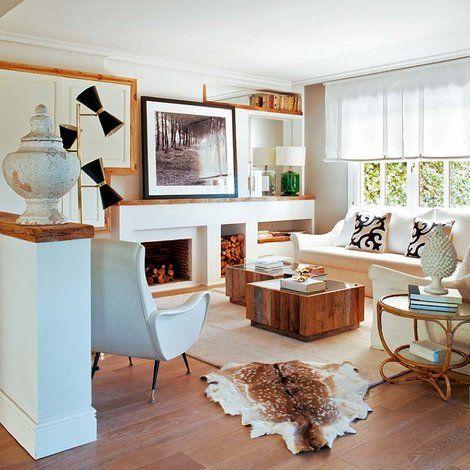 Las casas con más estilo u2013 Casas de lujo Salón, Revista nuevo - salones de lujo