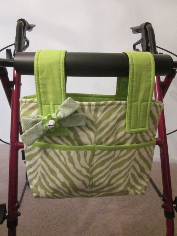 This Walker Rollator Bag Makes A